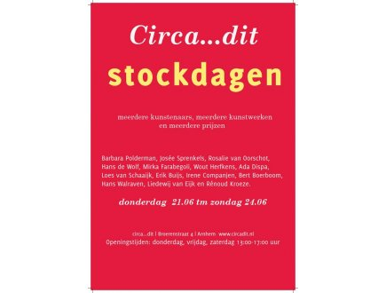 Stockdagen in Circa...dit